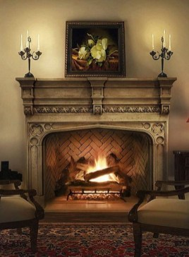 Superb Fireplace Design Ideas You Can Do It12