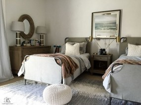 Vintage Shared Rooms Decor Ideas For Teen Boy25