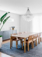 Best Minimalist Dining Room Design Ideas For Dinner With Your Family07
