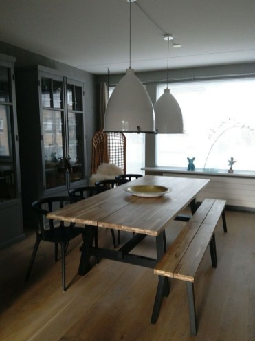 Best Minimalist Dining Room Design Ideas For Dinner With Your Family17