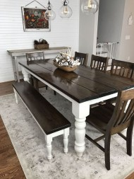Best Minimalist Dining Room Design Ideas For Dinner With Your Family43