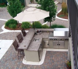 Brilliant Outdoor Kitchen Design Ideas For You Nowaday04