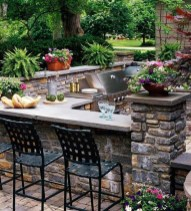 Brilliant Outdoor Kitchen Design Ideas For You Nowaday14