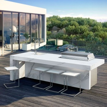 Brilliant Outdoor Kitchen Design Ideas For You Nowaday25