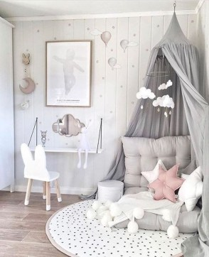 Comfy Kids Bedroom Decoration Ideas That Trendy Now12