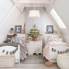 Comfy Kids Bedroom Decoration Ideas That Trendy Now17