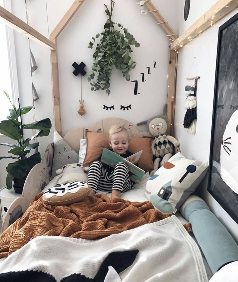 Comfy Kids Bedroom Decoration Ideas That Trendy Now18
