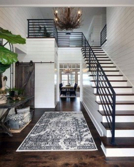 Cool Indoor Stair Design Ideas You Must See13