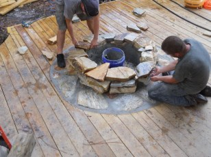 Extraordinary Diy Firepit Ideas For Your Outdoor Space07