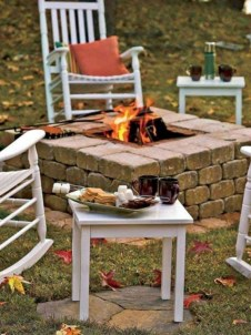 Extraordinary Diy Firepit Ideas For Your Outdoor Space29