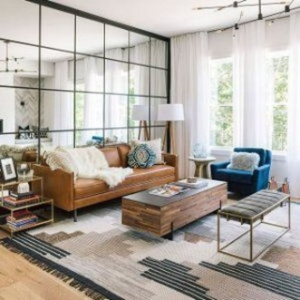 Newest Living Room Apartment Design Ideas For Your Apartment28