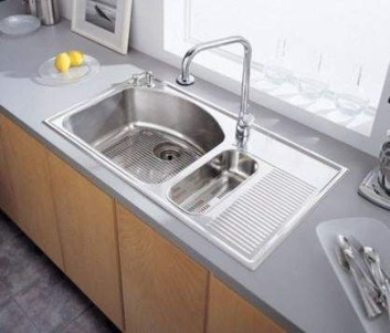 Outstanding Sink Ideas For Kitchen Home You Should Try12