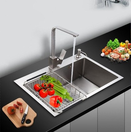 Outstanding Sink Ideas For Kitchen Home You Should Try42