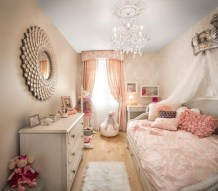 Pretty Princess Bedroom Design And Decor Ideas For Your Lovely Girl35
