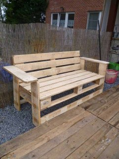 Simple Diy Pallet Furniture Ideas To Inspire You17