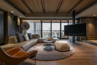 Unusual Ceiling Designs Ideas For Living Rooms39