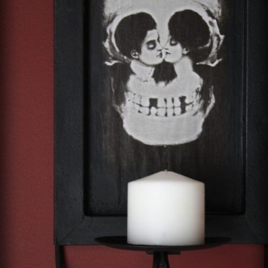 Attractive Lighting Wall Art Ideas For Your Home This Season35