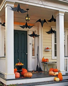 Awesome Scary Halloween Porch Ideas To Try Today15