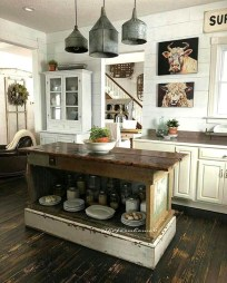 Beautiful Farmhouse Kitchen Décor And Remodel Ideas For You11