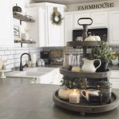 Beautiful Farmhouse Kitchen Décor And Remodel Ideas For You17