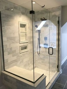 Best Master Bathroom Shower Remodel Ideas To Try32