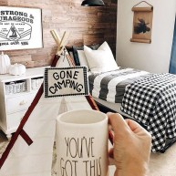 Excellent Fall Decorating Ideas For Home With Farmhouse Style34