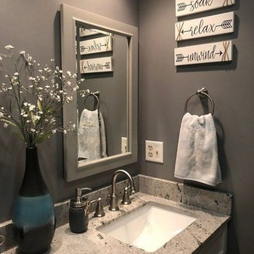 Latest Bathroom Decor Ideas That Match With Your Home Design13