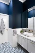 Latest Bathroom Decor Ideas That Match With Your Home Design29
