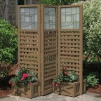 Pretty Privacy Fence Planter Boxes Ideas To Try06