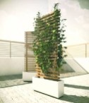 Pretty Privacy Fence Planter Boxes Ideas To Try22