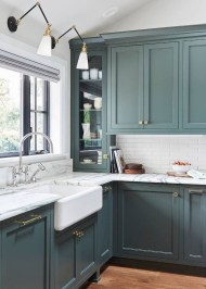 Unordinary Kitchen Colors Design Ideas That Looks Cool18