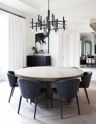 Wonderful Contemporary Dining Room Decorating Ideas To Try28