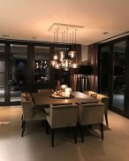 Wonderful Contemporary Dining Room Decorating Ideas To Try31