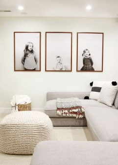 Attractive Living Room Wall Decor Ideas To Copy Asap25