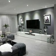 Attractive Living Room Wall Decor Ideas To Copy Asap35