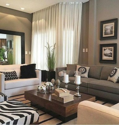 Awesome Living Room Mirrors Design Ideas That Will Admire You23