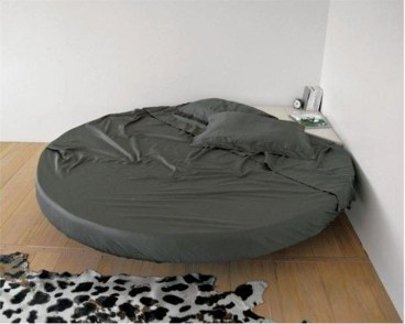 Casual Contemporary Floating Bed Design Ideas For You03