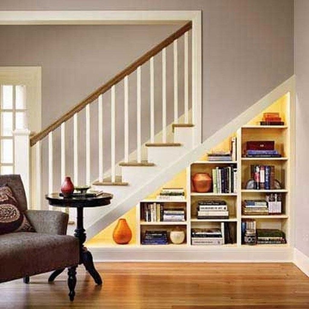 Catchy Remodel Storage Stairs Design Ideas To Try30