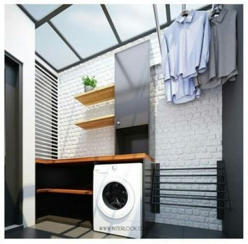 Charming Small Laundry Room Design Ideas For You17