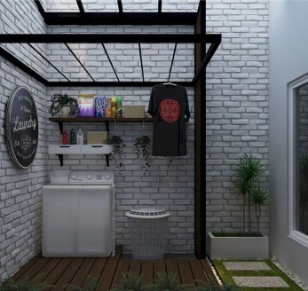 Charming Small Laundry Room Design Ideas For You35