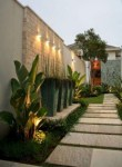 Chic Small Courtyard Garden Design Ideas For You09
