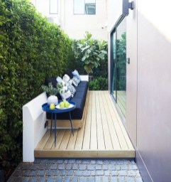 Chic Small Courtyard Garden Design Ideas For You14
