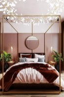 Cute Chandeliers Decoration Ideas For Your Bedroom33