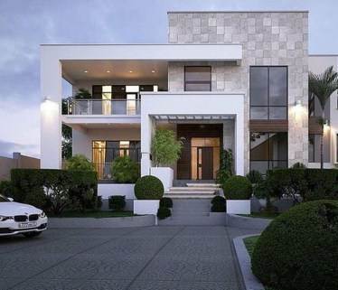 Fascinating Contemporary Houses Design Ideas To Try23