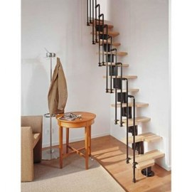 Incredible Stairs Design Ideas For The Attic To Try03