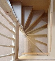 Incredible Stairs Design Ideas For The Attic To Try05