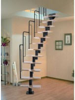 Incredible Stairs Design Ideas For The Attic To Try21