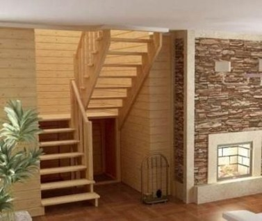 Incredible Stairs Design Ideas For The Attic To Try44