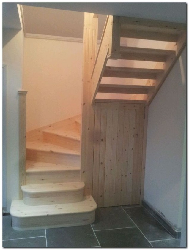 Incredible Stairs Design Ideas For The Attic To Try45