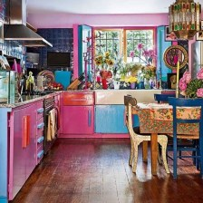 Unusual Bohemian Kitchen Decorations Ideas To Try10